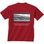 New World Graphics Men's University of Arkansas Friends Stadium T-shirt - view number 1