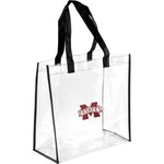 Forever Collectibles Mississippi State University Clear Reusable Bag - view number 1