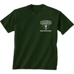 New World Graphics Women's Baylor University Terrain State T-shirt - view number 2
