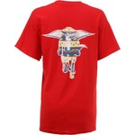 New World Graphics Women's Texas Tech University Logo Aztec T-shirt - view number 1