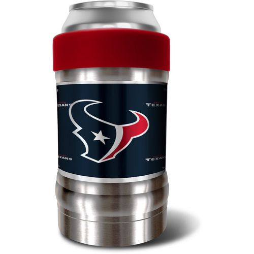 Great American Products Houston Texans LOCKER Vacuum-Insulated 12 oz Can/Bottle Holder