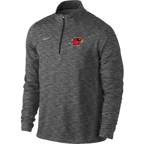Nike Men's Lamar University Heather Element 1/4 Zip Top