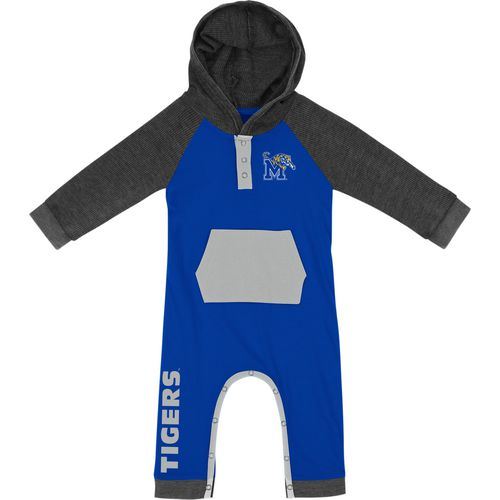 Colosseum Athletics Infant Boys' University of Memphis Truffle Onesie