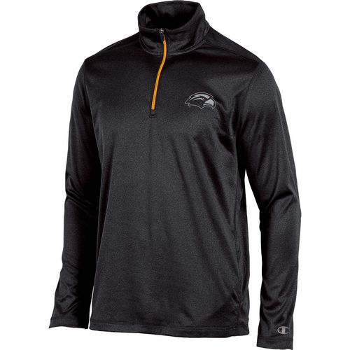 Champion Men's University of Southern Mississippi Victory 1/4 Zip Long Sleeve Pullover