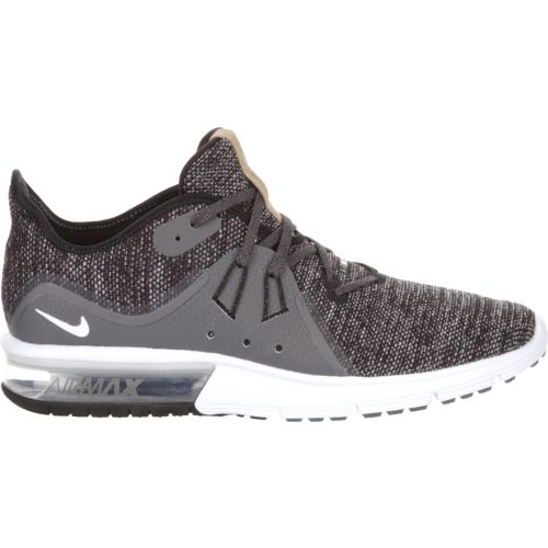new styles e3a1c f3c25 NIKE. NIKE MEN S AIR MAX SEQUENT 3 RUNNING SHOES