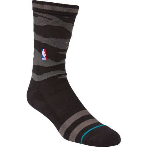 Stance Men's San Antonio Spurs Nightfall Crew Socks
