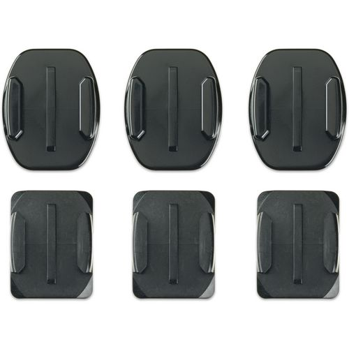 GoPro Curved and Flat Adhesive Mounts 6-Pack