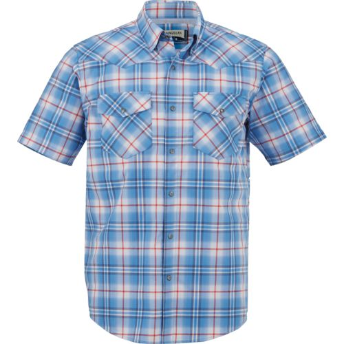 Magellan Outdoors Men's Pecos Ridge Short Sleeve Shirt - view number 1