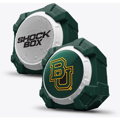 Mizco Baylor University Shockbox Bluetooth Speaker