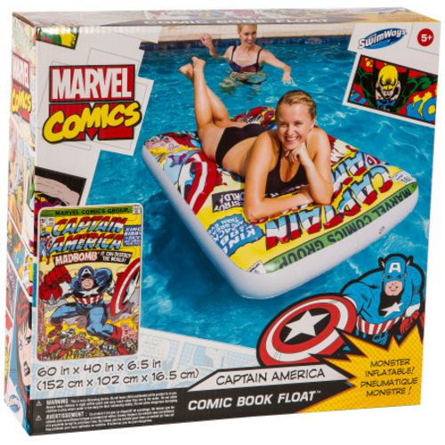 SwimWays Marvel 60 in Comic Book Pool Float - view number 7