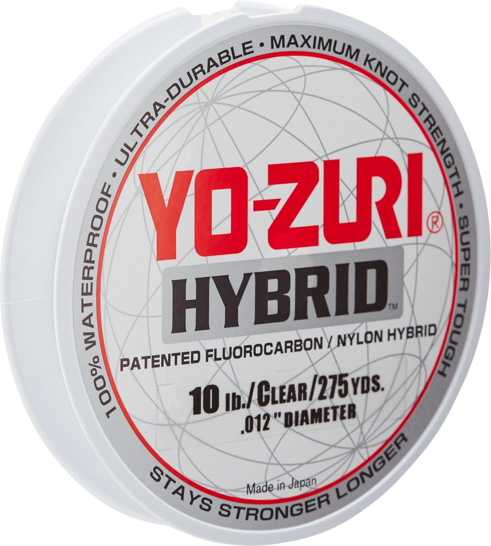 Yo zuri hybrid 275 yds fishing line academy for Yo zuri fishing line