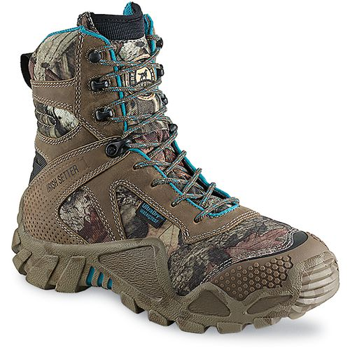 Irish Setter Women's 8 in VaprTrek UltraDry Insulated Hunting Boots