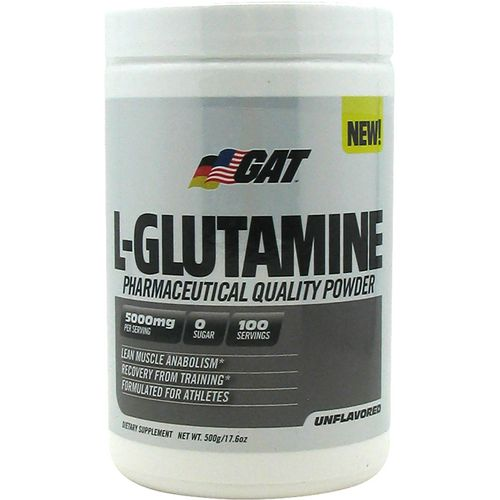 GAT L-Glutamine Pharmaceutical Quality Powder