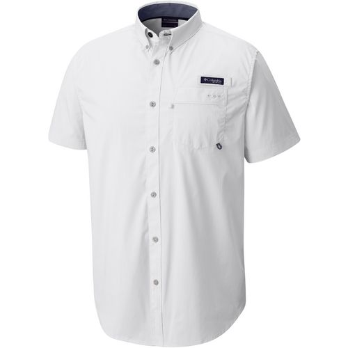 Display product reviews for Columbia Sportswear Men's Harborside Woven Short Sleeve Shirt