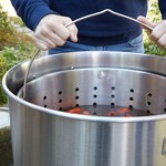 Breauxs 60 qt Stainless-Steel Pot - view number 6