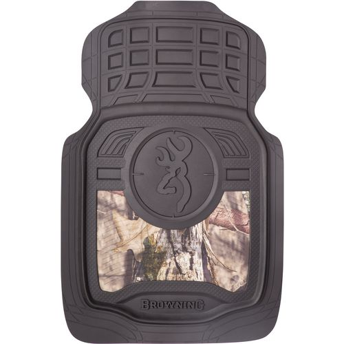 Browning Mossy Oak Break-Up COUNTRY Front Vehicle Floor Mats 2-Pack - view number 1