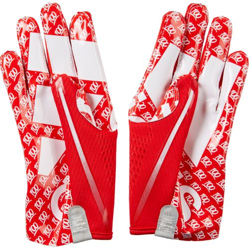 adidas Men's Adizero 7.0 Emoji 100 Football Gloves