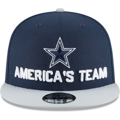 New Era Men's Dallas Cowboys 2018 Draft 9FIFTY Cap
