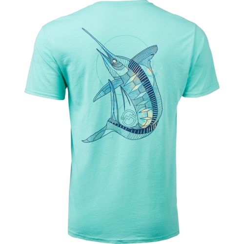 Magellan Outdoors Men's Geo Marlin T-shirt