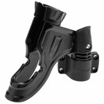Attwood® Pro-Series Black Rod Holder with Side Mount