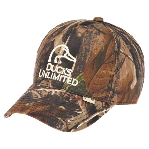 Outdoor Cap Adults' Ducks Unlimited® Cap
