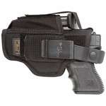 Uncle Mike's Sidekick Ambidextrous Hip Holster - view number 2