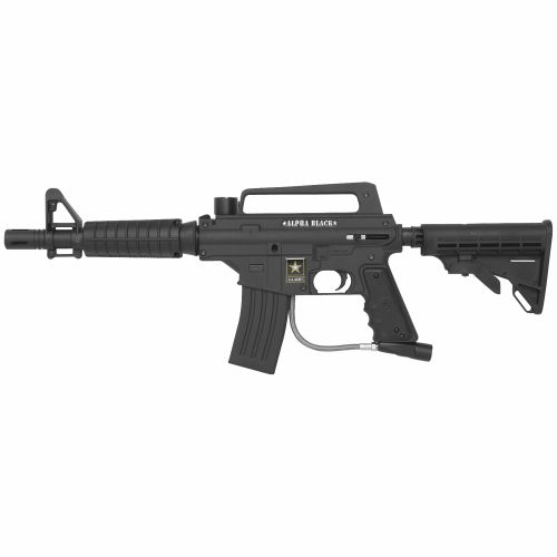 Tippmann Alpha Black Tactical Edition .68 Caliber Paintball Marker