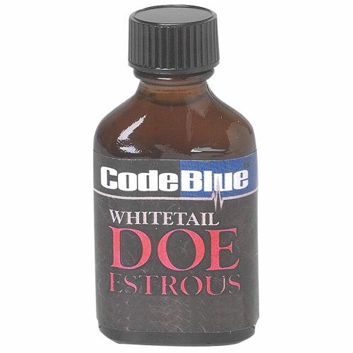 Code Blue 1 fl. oz. Whitetail Doe Estrous