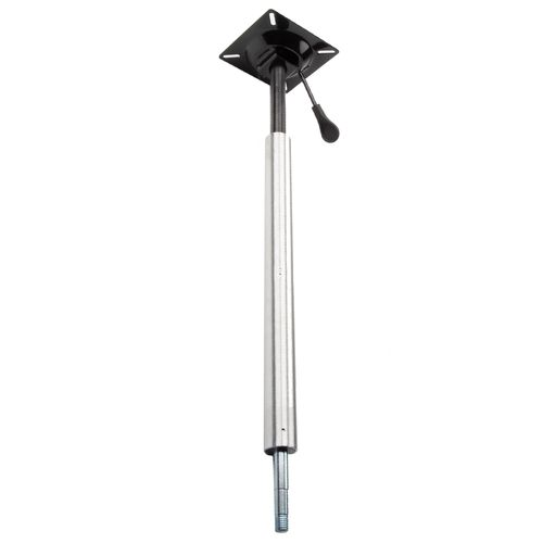 Attwood® Lock'N-Pin 3/4' Power-Adjustable Pin Post with Seat Mount