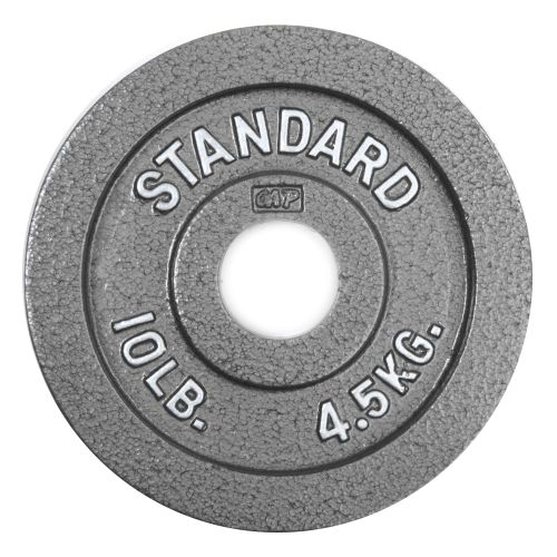 CAP Barbell Slim-Line 10 lb. Olympic Plate - view number 1