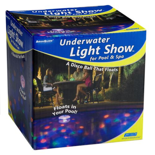 Image for AquaGlow Underwater Light Show from Academy