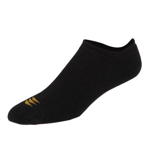 PowerSox Classic Cotton Cushion No-Show Socks