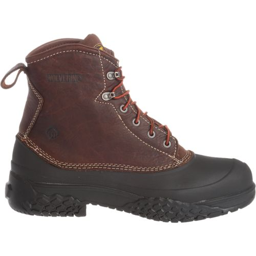"Wolverine Men's SwampMonster™ Rival 6"" Steel Toe Work Boots"