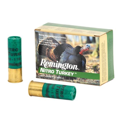 Display product reviews for Remington Nitro Turkey Buffered Magnum Load 12 Gauge Shotshells