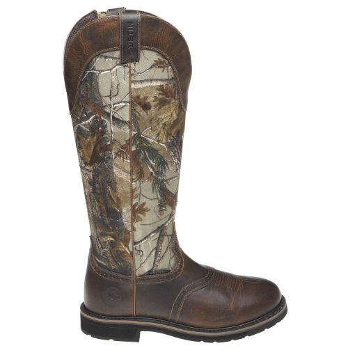 Justin Men's Snake Proof Hunting Boots