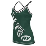 Reebok Women's New York Jets Cheer Tank