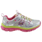 SKECHERS Girls' Sport Lite Dreamz Dreamweaver Athletic Lifestyle Shoes
