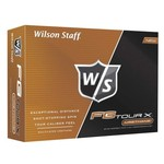 Wilson Staff FG Tour X Golf Balls 12-Pack