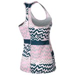 Nike Women's Sculpted Printed Tank Top