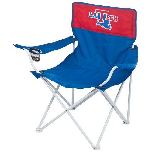 Logo Chair Louisiana Tech University Canvas Chair