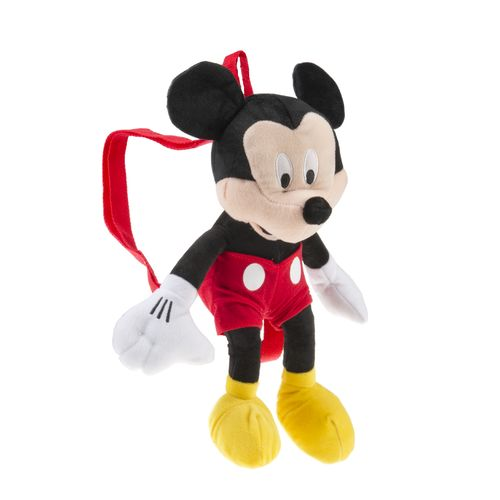 Disney Kids' Mickey Mouse Plush Backpack