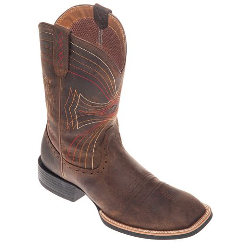 Ariat Men's Sport Wide Square Toe Western Boots | Academy