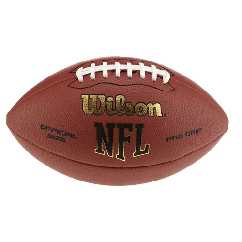 Wilson NFL Pro Grip Composite Football