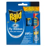 Raid® Fly and Bug Catcher Ribbons 10-Pack