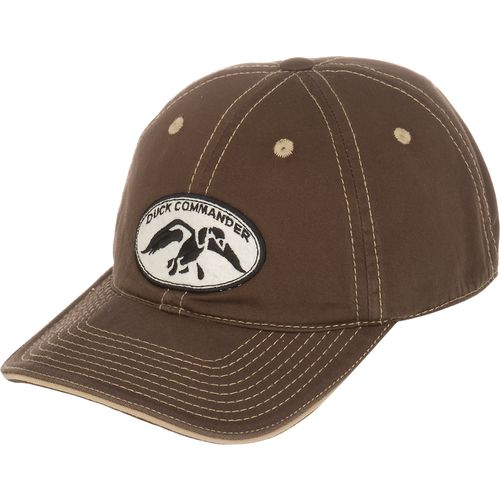 Duck Commander Men's Felt Patch Logo Cap