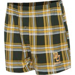Concepts Sport Men's Baylor University Millennium Plaid Boxer