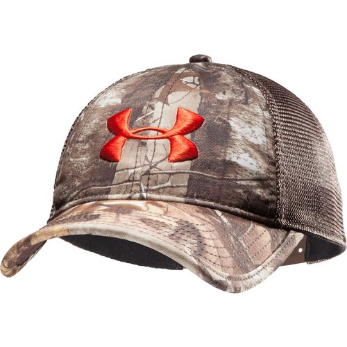 Image for Under Armour® Men's Camo Mesh Back Cap from Academy