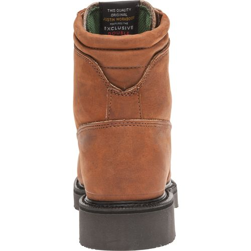 Justin Women's Aged Bark Work Boots - view number 4