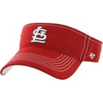 '47 Men's St. Louis Cardinals Defiance Visor