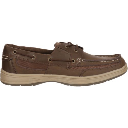 Magellan Outdoors Men's Lace-Up Boat Shoes